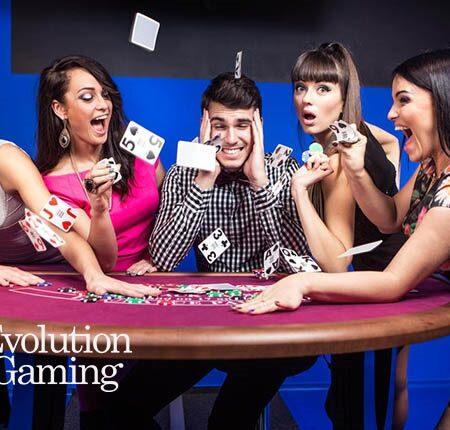 카지노 소프트웨어 제공업체 Evolution Gaming 에 대해서