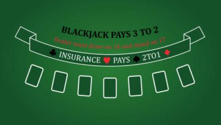 이해하기 쉽게 설명한 블랙잭의 기본 전략